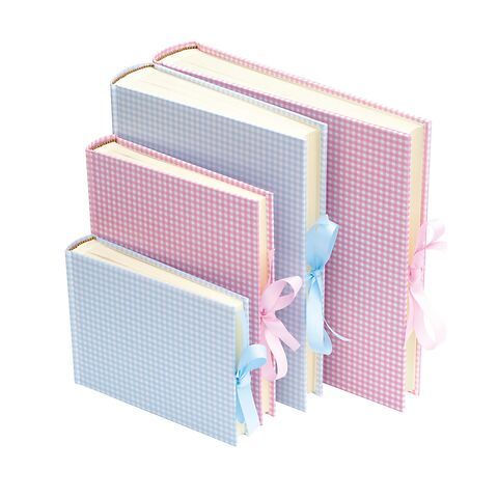 Album Vichy Medium with linen binding