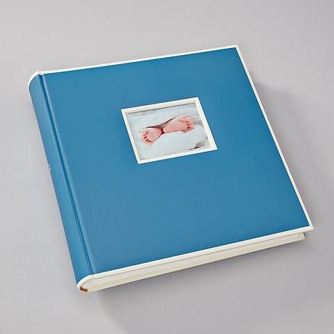 Jumbo Album with glassine paper