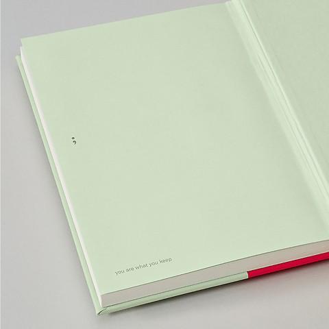 Notebook A5 CUTTING EDGE
